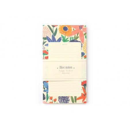 Bloc-notes / To do list - Fleurs sauvages Season Paper - 1