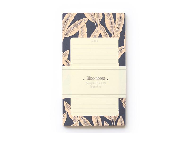 Bloc-notes / To do list - Plumes bleues Season Paper - 1