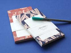Bloc-notes / To do list - Plumes bleues Season Paper - 2