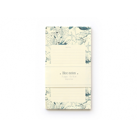 Bloc-notes / To do list - Animaux sauvages Season Paper - 1