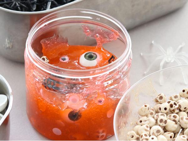 Acheter Kit complet n°13 - le slime d'halloween - 12,99€ en ligne sur La Petite Epicerie - 100% Loisirs créatifs