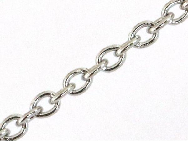 Acheter Chaine forçat 1,5 mm en acier inoxydable - argenté foncé x 20 cm - 0,69€ en ligne sur La Petite Epicerie - Loisirs c...