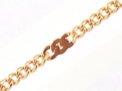 Acheter Chaine gourmette nuage 1,3 mm dorée à l'or fin 24K x 20 cm - 1,49€ en ligne sur La Petite Epicerie - 100% Loisirs cr...