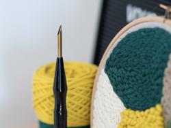 Acheter Punch needle / aiguille magique pour laine 8-10 mm - 6,99€ en ligne sur La Petite Epicerie - 100% Loisirs créatifs