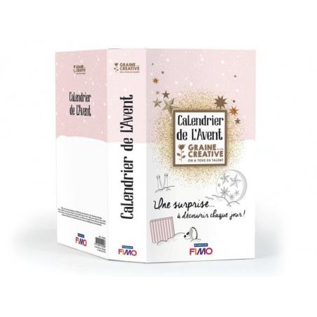 Acheter Calendrier de l'avent - Fimo - 26,99€ en ligne sur La Petite Epicerie - 100% Loisirs créatifs