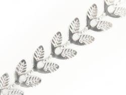 Acheter Chaine épi feuilles - plaqué argent 925 x 20 cm - 1,09€ en ligne sur La Petite Epicerie - 100% Loisirs créatifs