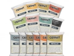 CERNIT Metallic - Or Cernit - 2