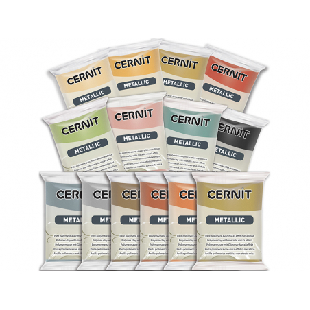 CERNIT Metallic - Rouille Cernit - 2
