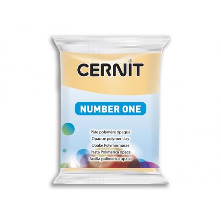 CERNIT Basic Number One - Cupcake Cernit - 1