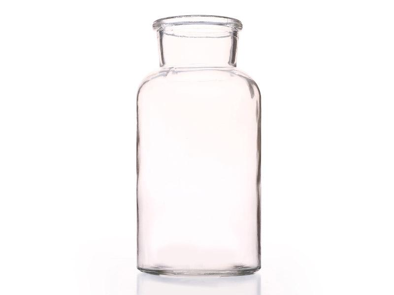 Acheter Vase transparent style médicinal - 16 cm - 2,49€ en ligne sur La Petite Epicerie - Loisirs créatifs
