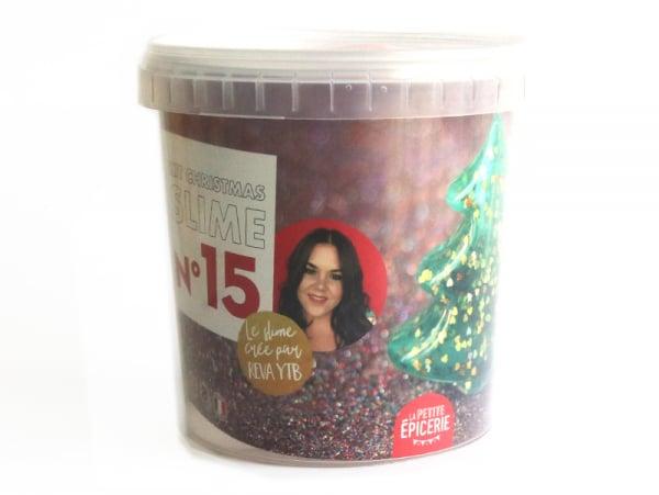 Kit complet n°15 - Christmas Slime par REVA YTB La petite épicerie - 1