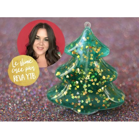 Acheter Kit complet n°15 - Christmas Slime par REVA YTB - 12,99€ en ligne sur La Petite Epicerie - 100% Loisirs créatifs