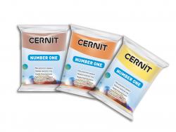 Acheter CERNIT Basic Number One - Cupcake - 1,89€ en ligne sur La Petite Epicerie - Loisirs créatifs