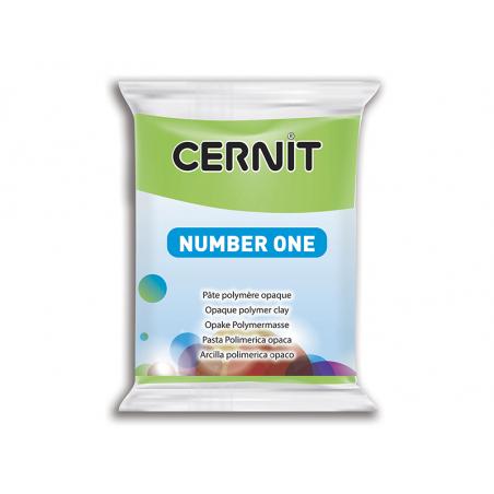 Acheter Pâte CERNIT Basic Number One - Vert Clair - 1,89€ en ligne sur La Petite Epicerie - Loisirs créatifs