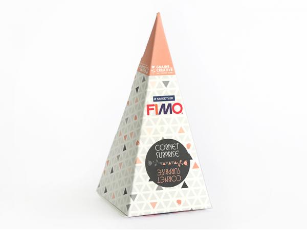Acheter Cône Surprise Fimo N5 Thème Licorne En Ligne