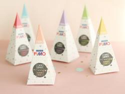 Acheter Cône surprise Fimo n°5 - pêche - 6,99€ en ligne sur La Petite Epicerie - 100% Loisirs créatifs