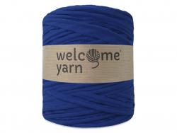 Grande bobine de fil trapilho - Bleu roi Welcome Yarn - 1