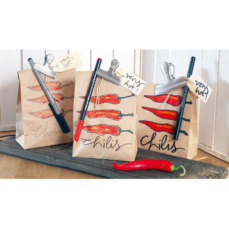 Acheter Boîte de 20 feutres Edding pour écrire ou peindre - 17,99€ en ligne sur La Petite Epicerie - Loisirs créatifs