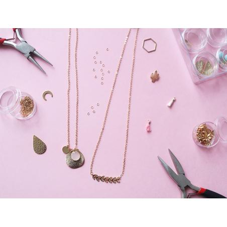 Acheter Pack bijoux précieux - doré à l'or fin 24K - 34,64€ en ligne sur La Petite Epicerie - 100% Loisirs créatifs