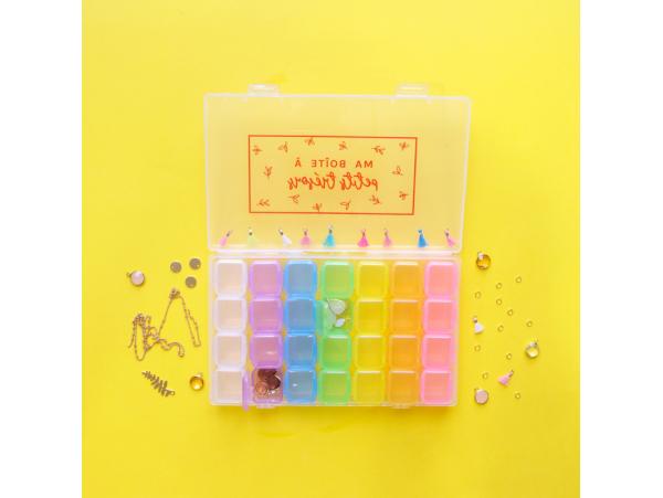 Acheter Goodies Ma boîte à petits trésors - 4,99€ en ligne sur La Petite Epicerie - Loisirs créatifs