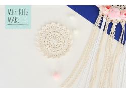 Acheter Mon attrape-rêves Kit MKMI - 16,99€ en ligne sur La Petite Epicerie - 100% Loisirs créatifs