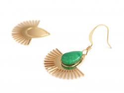 Acheter Pendentif ANNA - doré à l'or fin 24K - 2,49€ en ligne sur La Petite Epicerie - 100% Loisirs créatifs