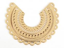 Acheter Pendentif INES - doré à l'or fin 24K - 3,69€ en ligne sur La Petite Epicerie - 100% Loisirs créatifs