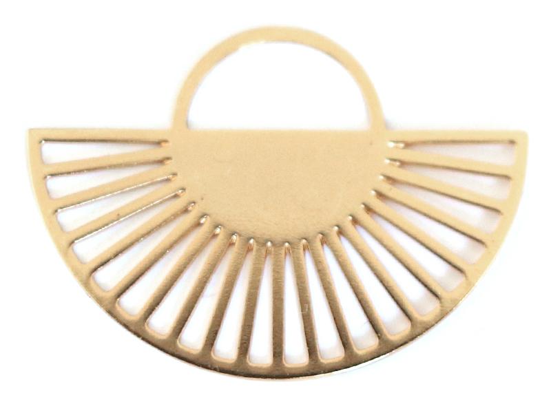 Acheter Pendentif LOUISE - doré à l'or fin 24K - 2,69€ en ligne sur La Petite Epicerie - Loisirs créatifs