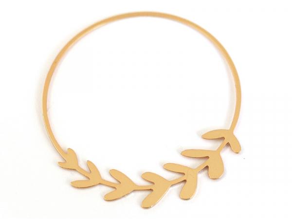 Acheter Pendentif DANAE - doré à l'or fin 24K - 3,99€ en ligne sur La Petite Epicerie - 100% Loisirs créatifs