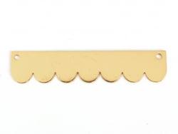 Acheter Pendentif THELMA - doré à l'or fin 24K - 2,99€ en ligne sur La Petite Epicerie - 100% Loisirs créatifs