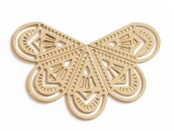Acheter Pendentif Valentine- doré à l'or fin 24K - 3,49€ en ligne sur La Petite Epicerie - 100% Loisirs créatifs
