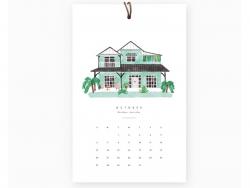 Acheter Calendrier 2019 - Dream Homes - 14,00€ en ligne sur La Petite Epicerie - 100% Loisirs créatifs
