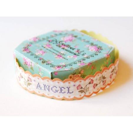 Measuring tape -/Sticky labels - Angel