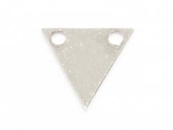 Acheter Pendentif petit triangle - plaqué argent 925 - 0,99€ en ligne sur La Petite Epicerie - 100% Loisirs créatifs