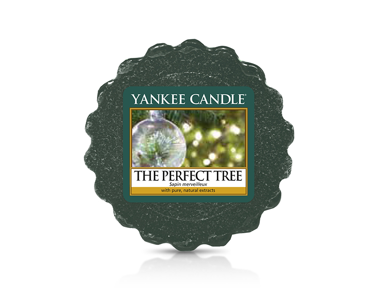 acheter bougie yankee candle the perfect tree sapin merveilleux tartelette de cire en ligne