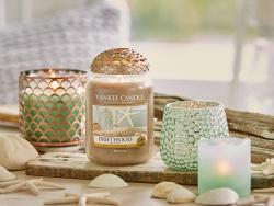 Acheter Bougie Yankee Candle - Driftwood / Bois flotté - Tartelette de cire - 2,29€ en ligne sur La Petite Epicerie - Loisir...