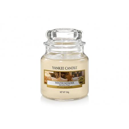 Acheter Bougie Yankee Candle - Winter Wonder / Merveille d'hiver- Petite Jarre - 11,89€ en ligne sur La Petite Epicerie - Lo...