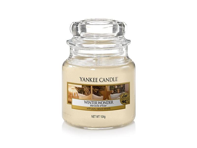 Acheter Bougie Yankee Candle - Winter Wonder / Merveille d'hiver- Petite Jarre - 11,89€ en ligne sur La Petite Epicerie - 10...