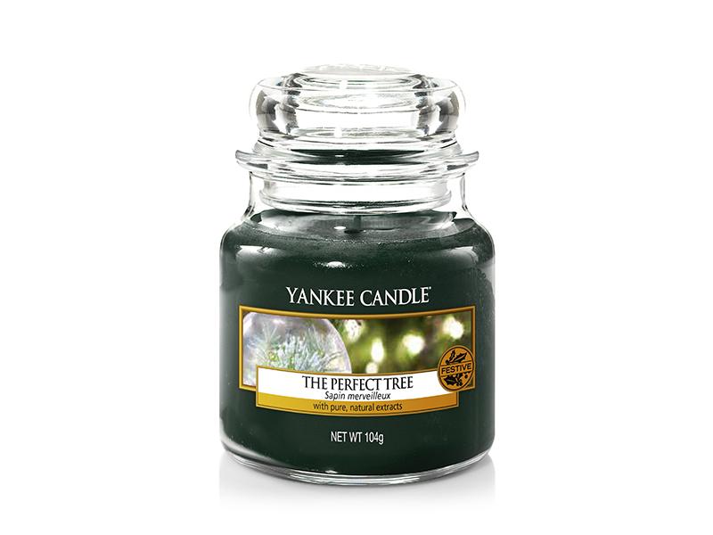 Acheter Bougie Yankee Candle - The Perfect Tree / Sapin merveilleux - Petite Jarre - 11,89€ en ligne sur La Petite Epicerie ...