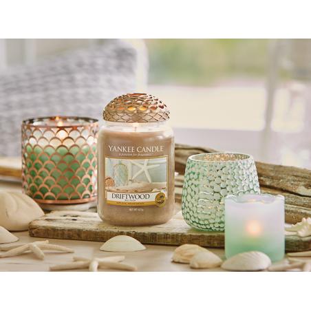 Acheter Bougie Yankee Candle - Driftwood / Bois flotté - Petite Jarre - 11,89€ en ligne sur La Petite Epicerie - Loisirs cré...