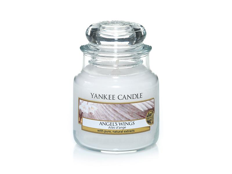 Acheter Bougie Yankee Candle - Angel's Wings / Ailes d'ange - Moyenne Jarre - 24,89€ en ligne sur La Petite Epicerie - 100% ...