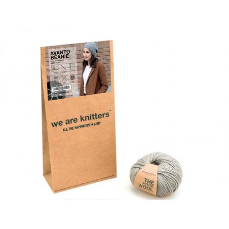 Acheter Kit de tricot facile - Avanto Beanie - 44,99€ en ligne sur La Petite Epicerie - Loisirs créatifs