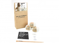Acheter Kit de tricot avancé - Slushies Top - 48,99€ en ligne sur La Petite Epicerie - Loisirs créatifs