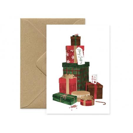Acheter Carte - Cadeaux de Noël - 3,49€ en ligne sur La Petite Epicerie - 100% Loisirs créatifs