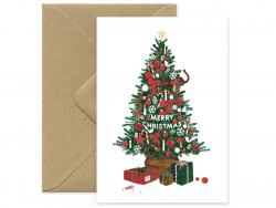 Acheter Carte - Arbre de Noël - 3,49€ en ligne sur La Petite Epicerie - Loisirs créatifs