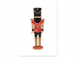 Acheter Carte - Petit soldat casse-noisettes - 3,49€ en ligne sur La Petite Epicerie - Loisirs créatifs
