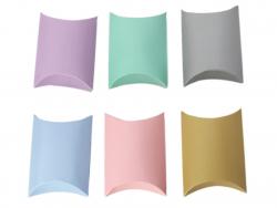 Acheter Lot de 50 pochettes cadeaux berlingot 6,5 cm x 7 cm - mint - 9,49€ en ligne sur La Petite Epicerie - 100% Loisirs cr...