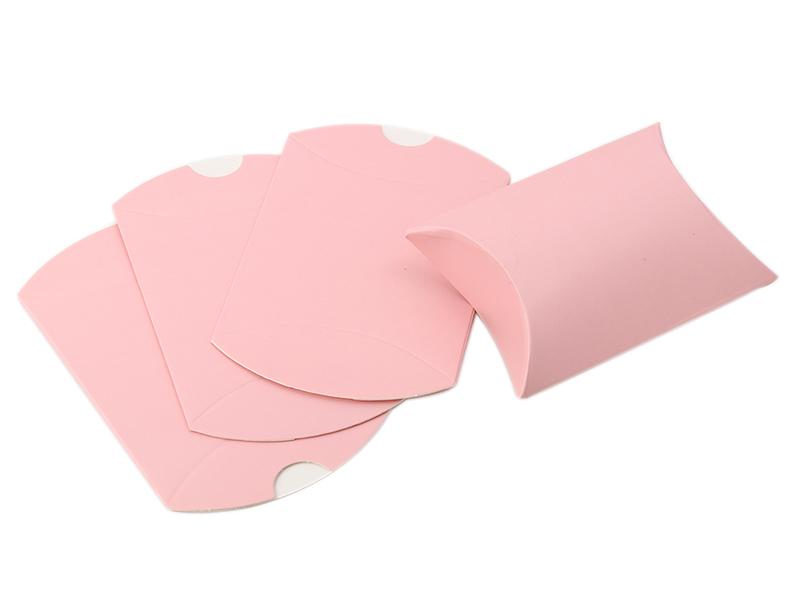 Acheter Lot de 50 pochettes cadeaux berlingot 6,5 cm x 7 cm - rose - 9,49€ en ligne sur La Petite Epicerie - 100% Loisirs cr...