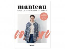 Acheter Livre + patron - Manteau - Carnet de couture pour les rondes - 10,90€ en ligne sur La Petite Epicerie - Loisirs créa...