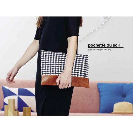 Acheter Livre Sacs & pochettes - + de 20 modèles tendance - 15,90€ en ligne sur La Petite Epicerie - 100% Loisirs créatifs